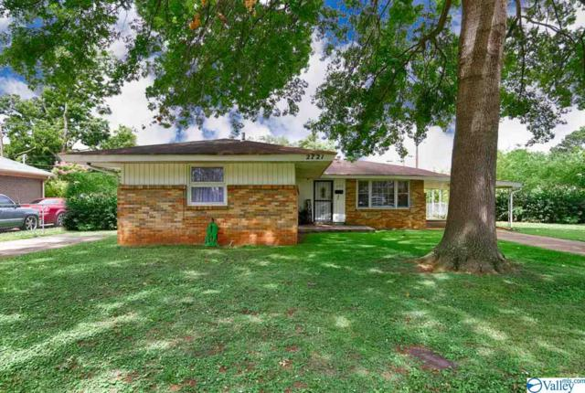 2721 SW Holiday Drive, Huntsville, AL 35805 (MLS #1122125) :: RE/MAX Distinctive | Lowrey Team