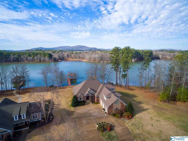 1524 Peninsula Drive, Scottsboro, AL 35769 (MLS #1122368) :: Intero Real Estate Services Huntsville