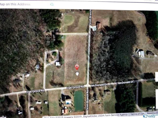 Oak Grove Road, New Hope, AL 35670 (MLS #1122535) :: RE/MAX Distinctive | Lowrey Team