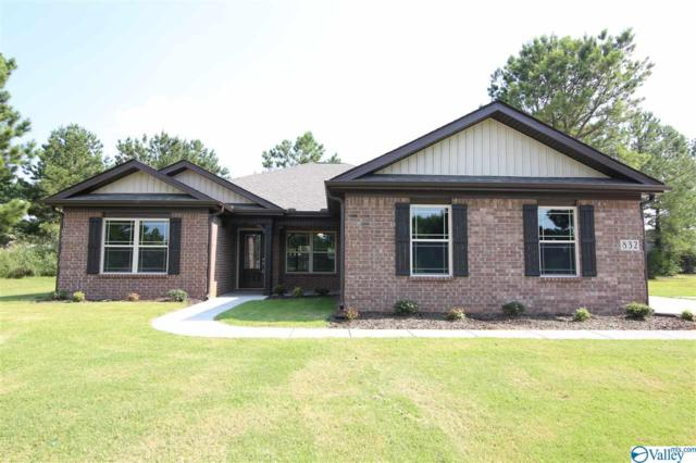 17 Heritage Way, Toney, AL 35773 (MLS #1122734) :: Amanda Howard Sotheby's International Realty