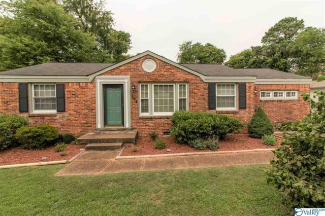 604 Drummond Road, Huntsville, AL 35802 (MLS #1122778) :: Legend Realty