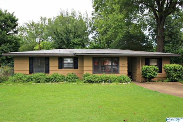 1420 10TH AVE SE, Decatur, AL 35601 (MLS #1122990) :: Intero Real Estate Services Huntsville