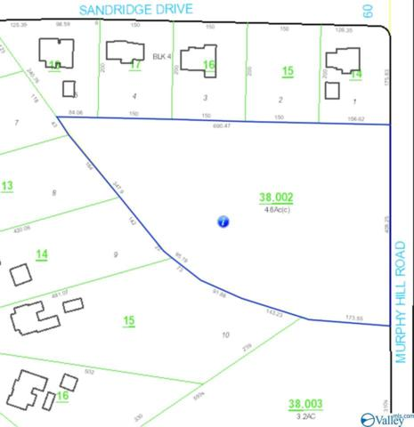 0 Murphy Hill Road, Hazel Green, AL 35750 (MLS #1123000) :: Legend Realty