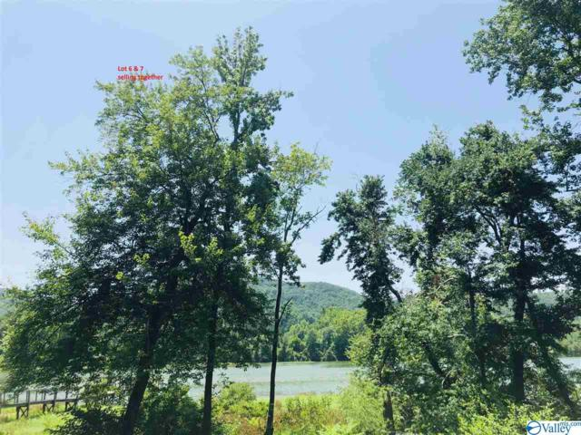 LOT 6&7 County Road 165, Cedar Bluff, AL 35959 (MLS #1123094) :: RE/MAX Distinctive | Lowrey Team