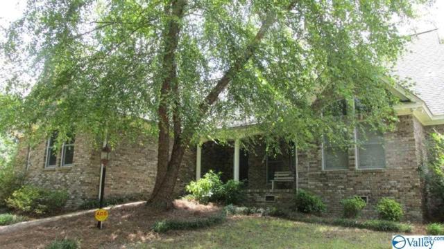 3510 Cox Gap Road, Boaz, AL 35956 (MLS #1123305) :: Amanda Howard Sotheby's International Realty