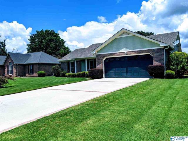 2304 Monticello Street, Decatur, AL 35603 (MLS #1123428) :: Amanda Howard Sotheby's International Realty