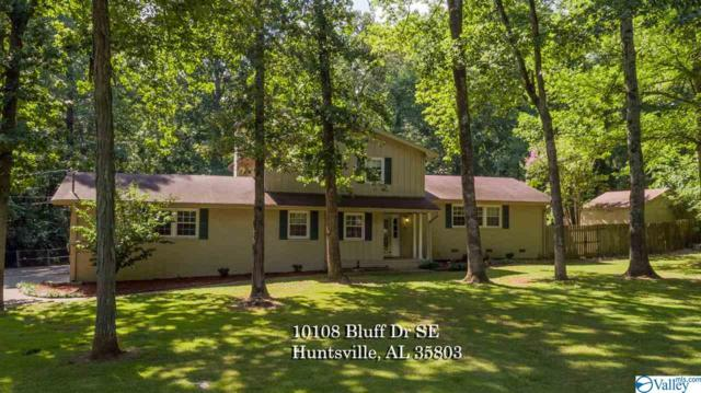 10108 Bluff Drive, Huntsville, AL 35803 (MLS #1123508) :: Amanda Howard Sotheby's International Realty