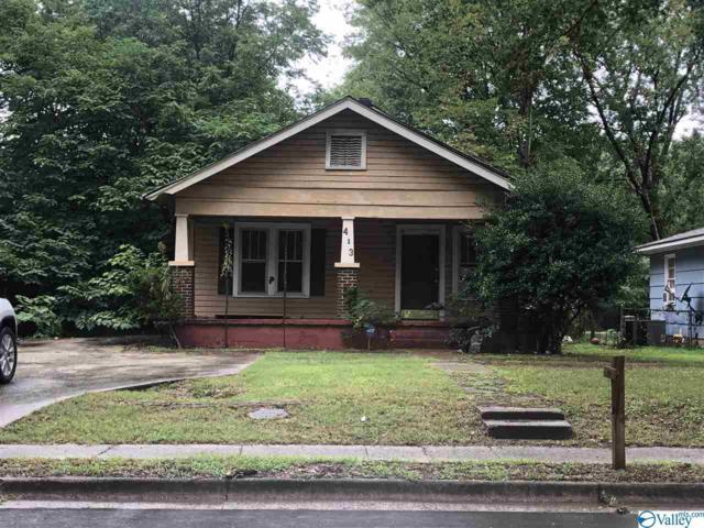 413 12TH AVENUE, Decatur, AL 35601 (MLS #1123614) :: Legend Realty