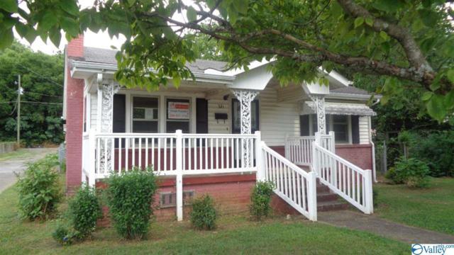 321 S Christine Avenue, Anniston, AL 36201 (MLS #1123650) :: The Pugh Group RE/MAX Alliance