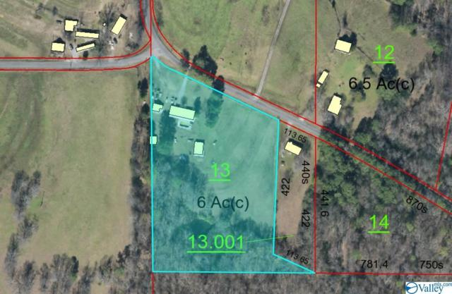 797 County Road 1492, Vinemont, AL 35179 (MLS #1123947) :: Legend Realty
