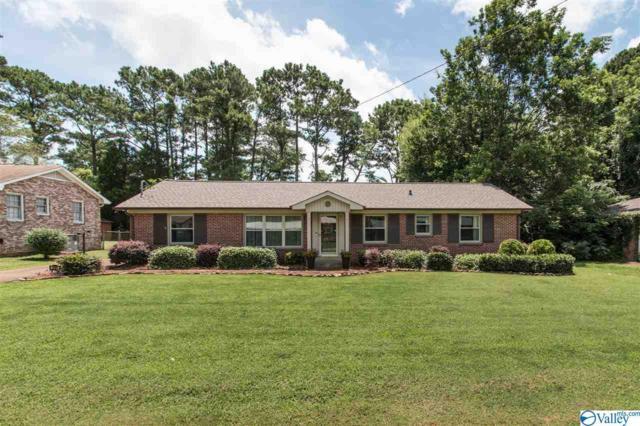 2107 Conway Drive, Huntsville, AL 35802 (MLS #1123968) :: Legend Realty