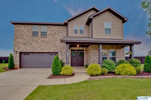 201 Balota Street, Meridianville, AL 35759 (MLS #1123992) :: Intero Real Estate Services Huntsville