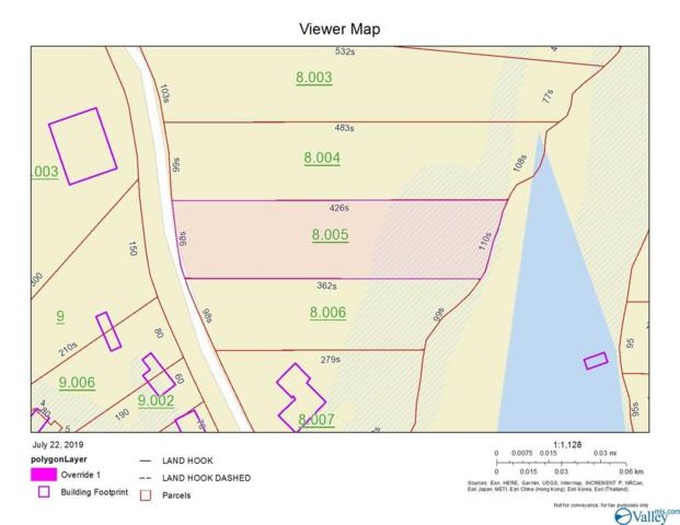 Lot 7 County Road 359, Leesburg, AL 35983 (MLS #1124110) :: Capstone Realty