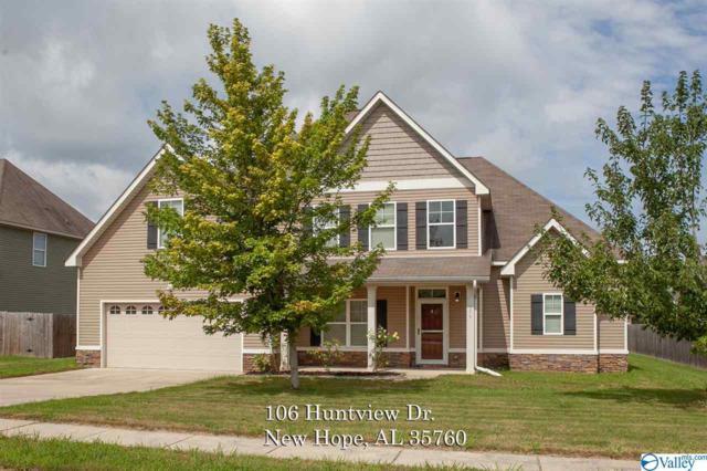 106 Huntview Drive, New Hope, AL 35760 (MLS #1124146) :: Amanda Howard Sotheby's International Realty