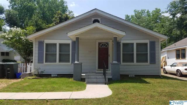 1112 Wellman Avenue, Huntsville, AL 35801 (MLS #1124152) :: Legend Realty