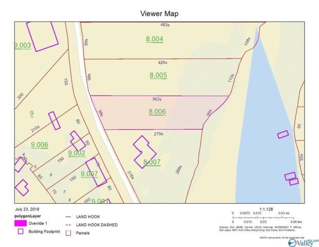 Lot 8 County Road 359, Leesburg, AL 35983 (MLS #1124189) :: Capstone Realty