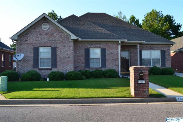 2512 Newport Drive, Decatur, AL 35603 (MLS #1124221) :: Amanda Howard Sotheby's International Realty