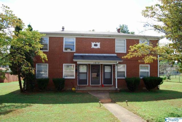 1512 Oakwood Avenue, Huntsville, AL 35811 (MLS #1124415) :: Intero Real Estate Services Huntsville