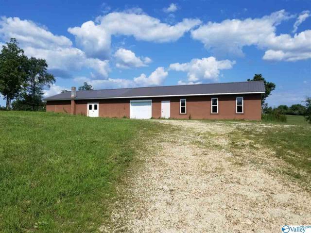 5552 County Road 27, Fort Payne, AL 35968 (MLS #1124629) :: Amanda Howard Sotheby's International Realty
