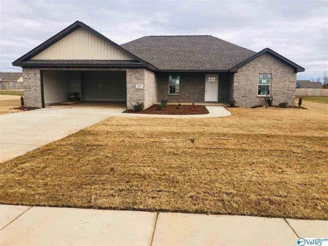 119 Creekwood Drive, Hazel Green, AL 35750 (MLS #1125432) :: Intero Real Estate Services Huntsville