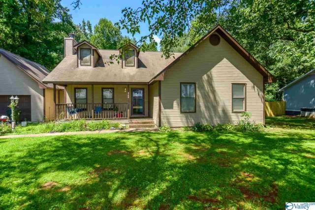 448 Manley Road, Hazel Green, AL 35750 (MLS #1125443) :: Intero Real Estate Services Huntsville