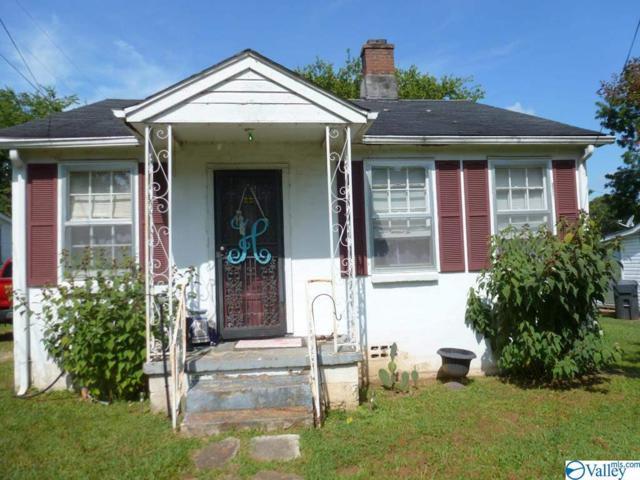 609 Hook Street, Tuscumbia, AL 35674 (MLS #1125554) :: Amanda Howard Sotheby's International Realty