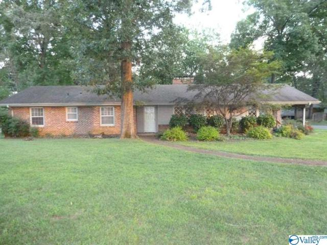 1602 Hermitage Drive, Florence, AL 35630 (MLS #1125558) :: Amanda Howard Sotheby's International Realty