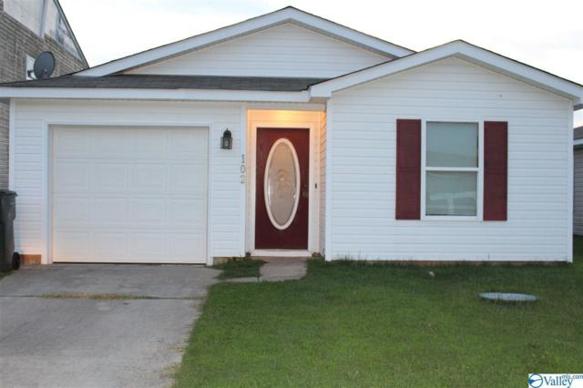 102 Point Given Lane, Harvest, AL 35749 (MLS #1125642) :: Capstone Realty