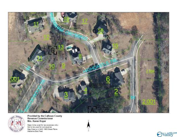 0 Habersham Drive, Glencoe, AL 35905 (MLS #1125721) :: Legend Realty