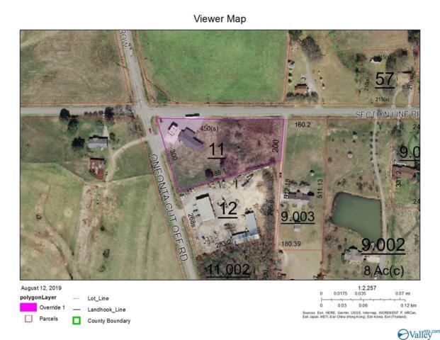 2185 Oneonta Cut-Off Road, Albertville, AL 35950 (MLS #1125751) :: Amanda Howard Sotheby's International Realty