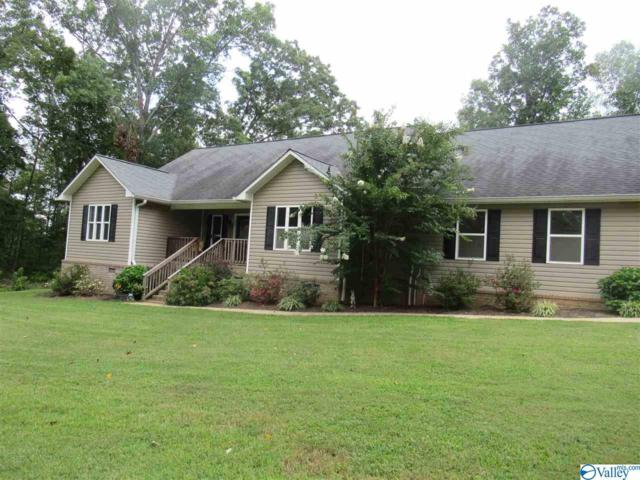 2320 Pack Road, Fort Payne, AL 35968 (MLS #1125799) :: Capstone Realty