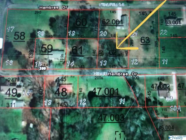 Lot 13 Hembree Drive, Guntersville, AL 35976 (MLS #1125886) :: Capstone Realty