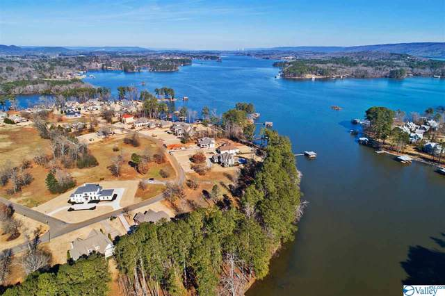 1056 Peninsula Drive, Scottsboro, AL 35769 (MLS #1127792) :: RE/MAX Unlimited
