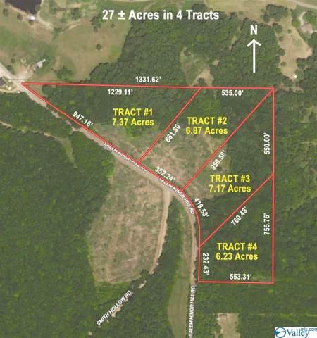 30340 Salem Minor Hill Road, Lester, AL 35647 (MLS #1127842) :: Amanda Howard Sotheby's International Realty