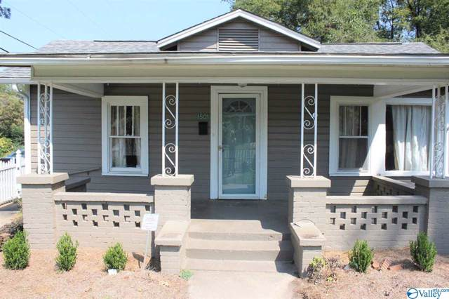 1501 Pratt Avenue, Huntsville, AL 35801 (MLS #1127900) :: Legend Realty