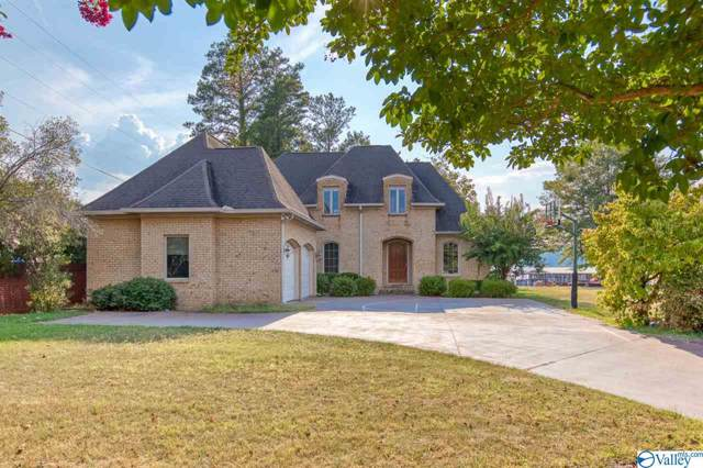 101 Riviera Drive, Guntersville, AL 35976 (MLS #1128036) :: Amanda Howard Sotheby's International Realty