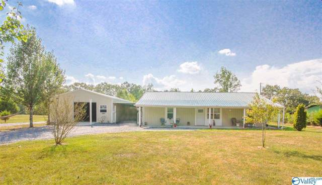 480 County Road 133, Stevenson, AL 35772 (MLS #1128041) :: Legend Realty