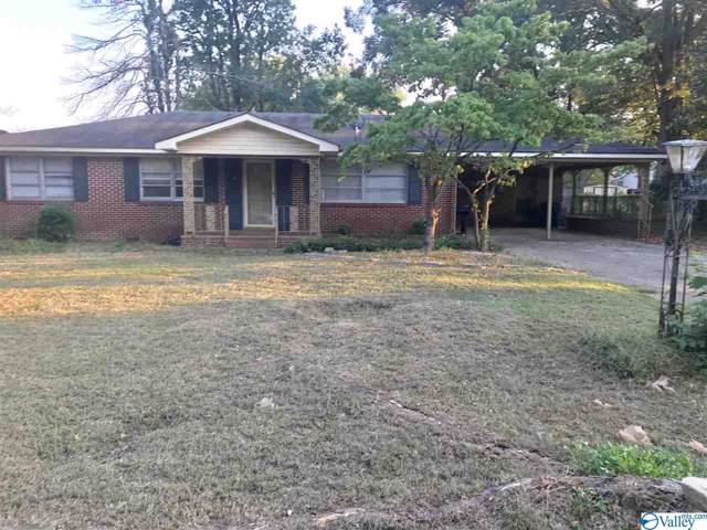 505 Sunset Avenue, Albertville, AL 35950 (MLS #1128212) :: Amanda Howard Sotheby's International Realty