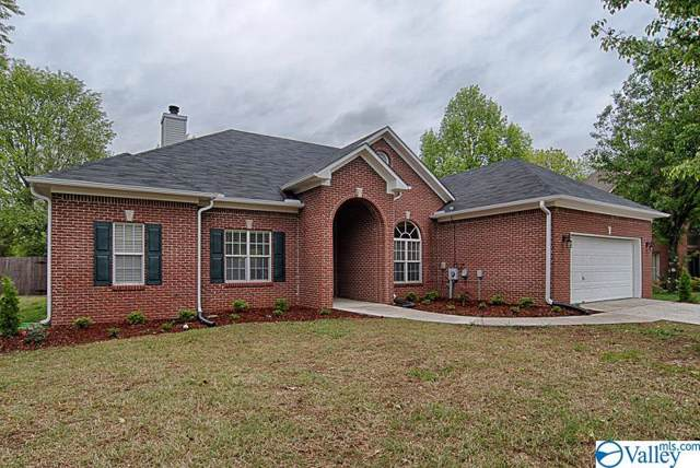203 Cannes Circle, Brownsboro, AL 35741 (MLS #1128214) :: Legend Realty