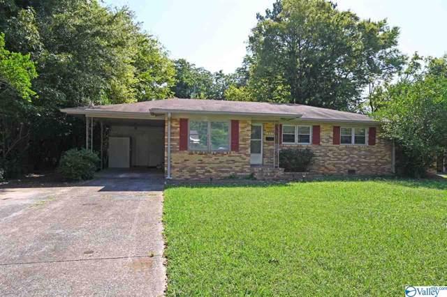 1608 Chenault Drive, Decatur, AL 35601 (MLS #1128312) :: Capstone Realty