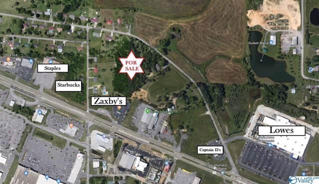 450 Reed Road, Guntersville, AL 35976 (MLS #1128352) :: Amanda Howard Sotheby's International Realty