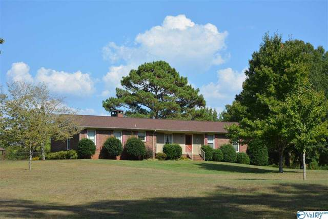 231 Hancock Road, Scottsboro, AL 35769 (MLS #1128356) :: Amanda Howard Sotheby's International Realty