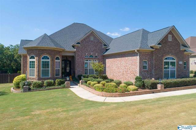 124 Forest Ridge Drive, Huntsville, AL 35806 (MLS #1128375) :: Amanda Howard Sotheby's International Realty