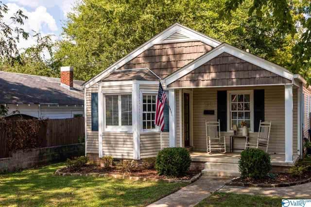 1507 Pratt Avenue, Huntsville, AL 35801 (MLS #1128418) :: Amanda Howard Sotheby's International Realty