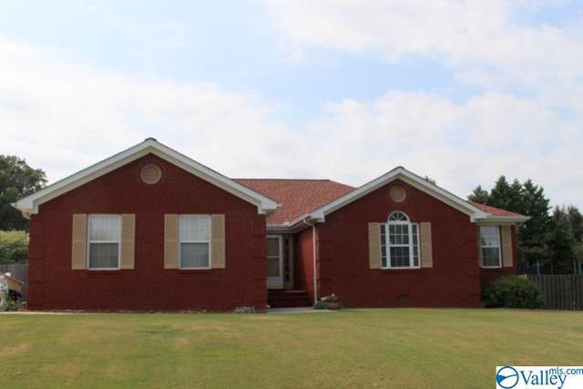 210 Old Camp Road, Meridianville, AL 35759 (MLS #1128445) :: Legend Realty