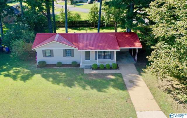 606 Carol Street, Hartselle, AL 35640 (MLS #1128605) :: Amanda Howard Sotheby's International Realty