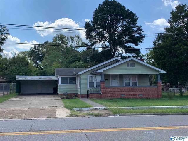 805 Hoke Street, Gadsden, AL 35903 (MLS #1128702) :: Capstone Realty