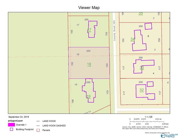Lot 18 County Road 380, Centre, AL 35960 (MLS #1128713) :: Weiss Lake Alabama Real Estate