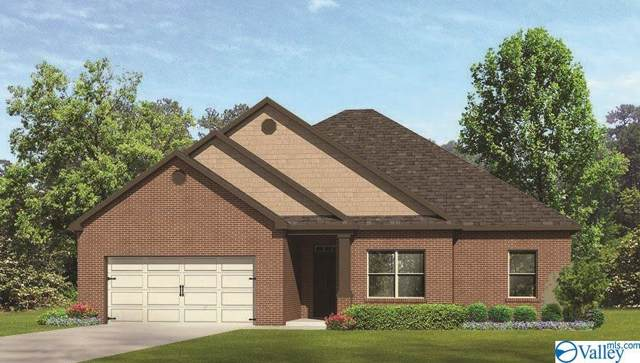 1834 Oak Meadow Drive, Cullman, AL 35055 (MLS #1128716) :: Amanda Howard Sotheby's International Realty