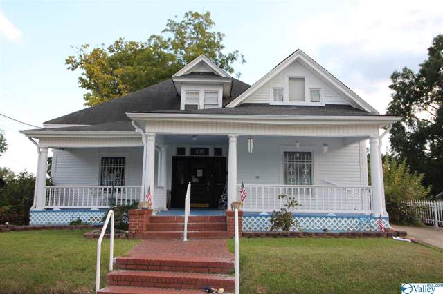 408 Cherry Street, Gadsden, AL 35901 (MLS #1128733) :: Legend Realty